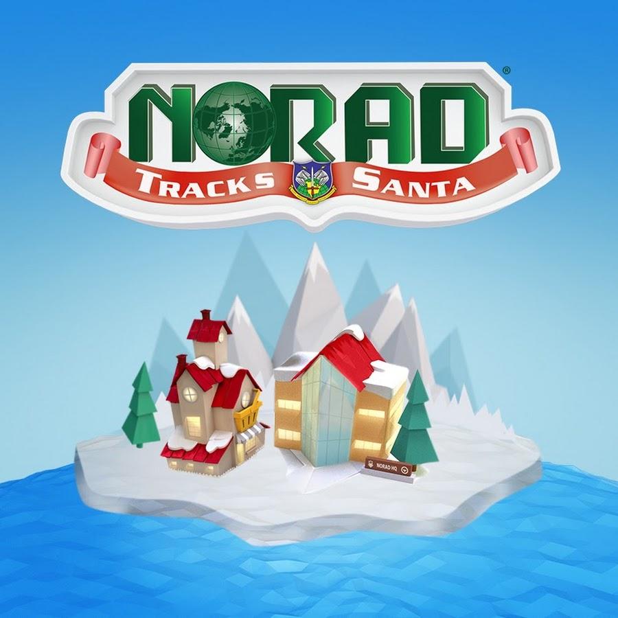 """norad tracks santa"""""""