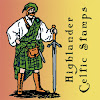 Highlander Celtic Stamps