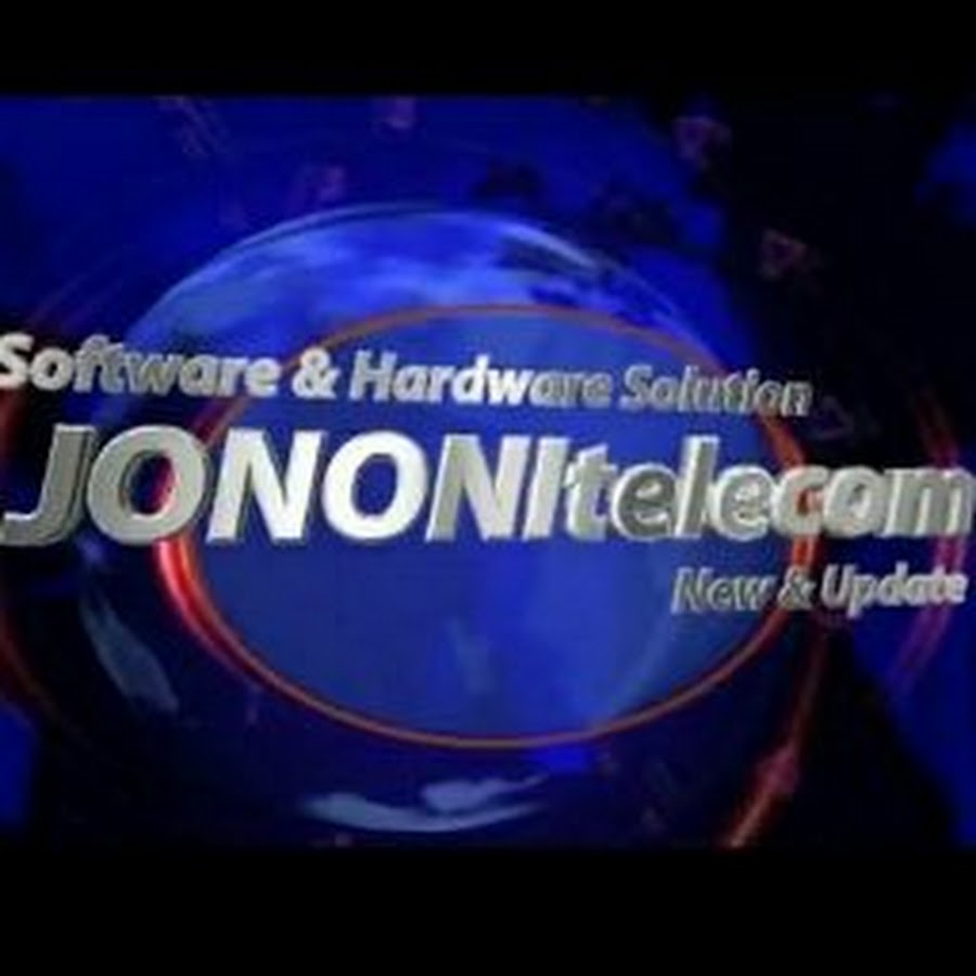 JONONI telecom - YouTube