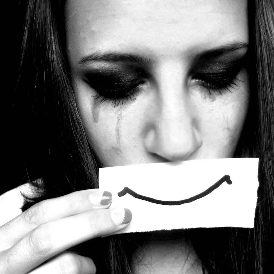 Как, картинки грустных девушек со слезами на аву