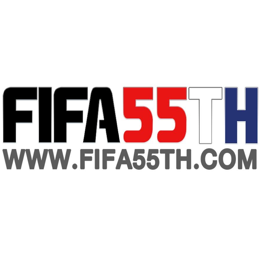โลโก้ fifa55th