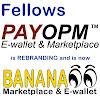 BANANA00 Marketplace & E-wallet
