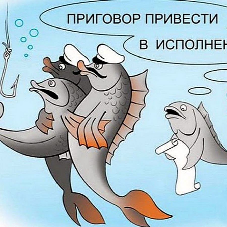 Понедельник, смешные картинки с надписями про рыб