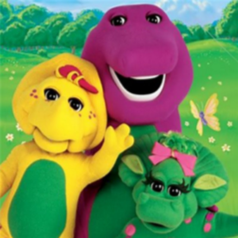 Barney & Friends: Up, Down and Around! (Season 7, Episode 2