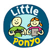 Little Ponyo Toys and Colors