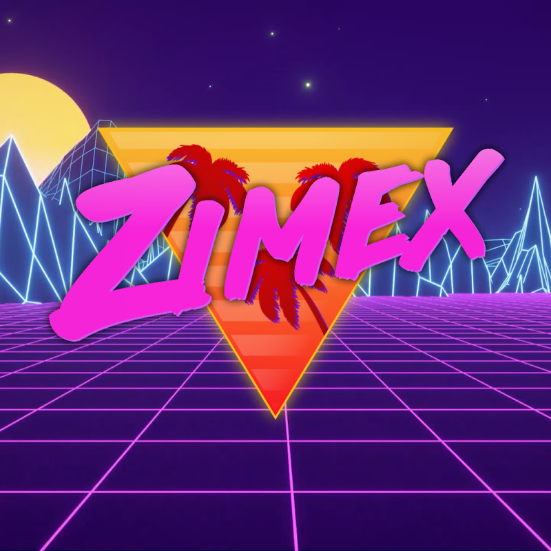 youtubeur Zimex