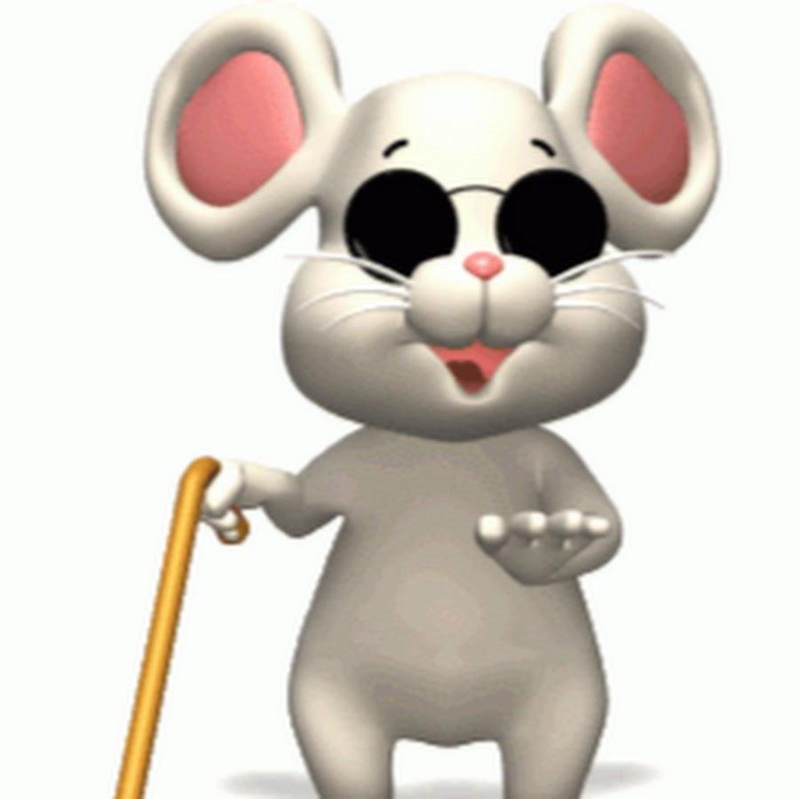 Картинки анимации мышь, поздравление