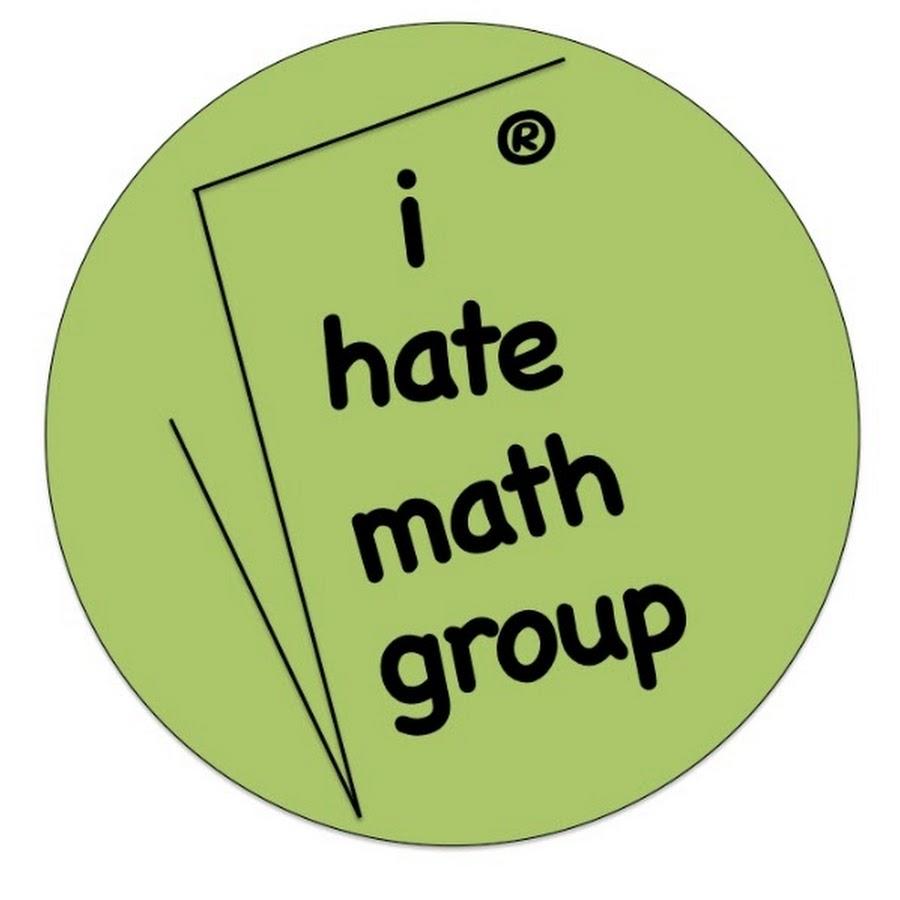 I Hate Math Group, Inc - YouTube I Hate Math Image