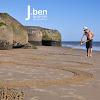 Jben beach art