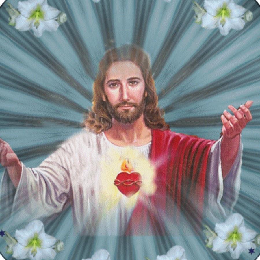 Для красивой, картинки иисус анимация