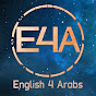 English4 Arabs