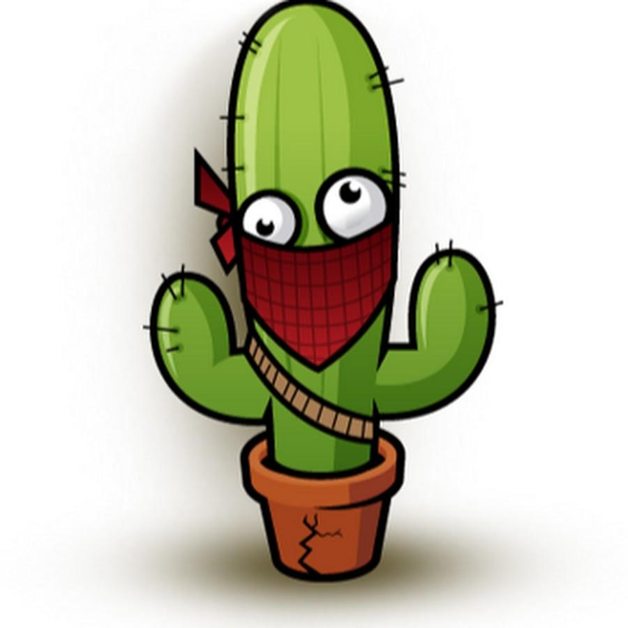 Смешная картинка кактус