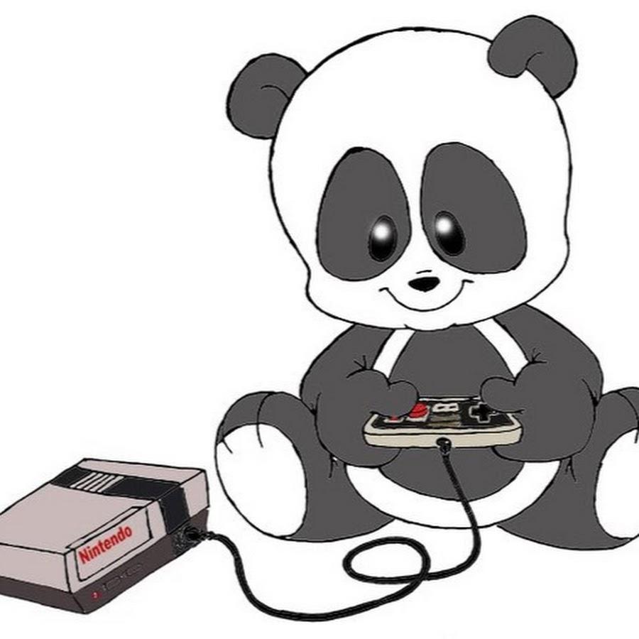 Картинки панда анимация