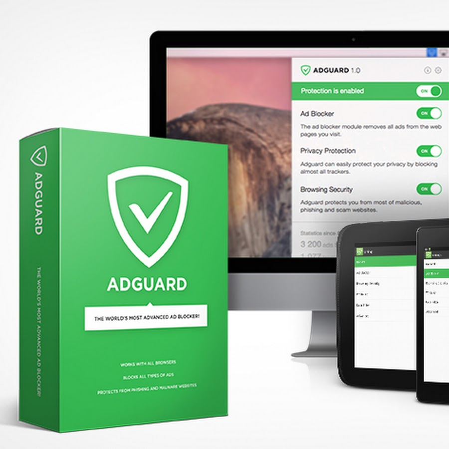 Adguard License Key Crack Mac - YouTube