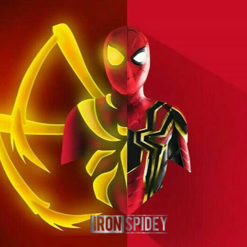 Iron Spidey (mrvl-spidey)