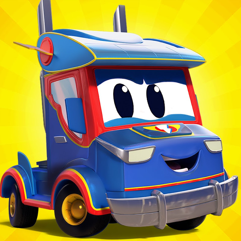 Super Truck Car City Youtube Channel Analytics Stats Subscribers