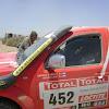 Santa Fe Dakar Team