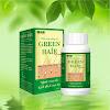 Viên uống dưỡng tóc Green Hair Hoa Sen