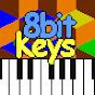 8-Bit Keys