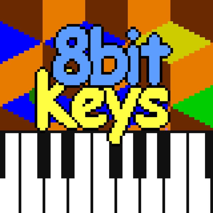 8-Bit Keys - YouTube