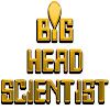 Big Head Scientist