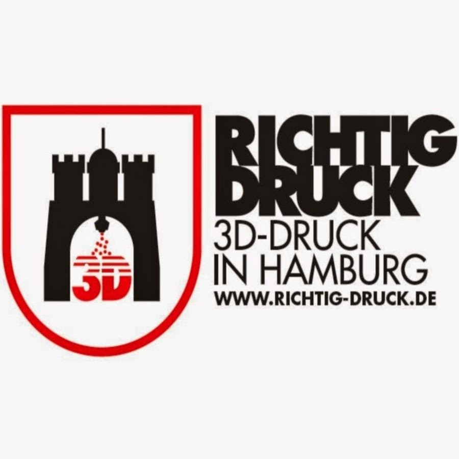 3D Druck Hamburg Richtig Druck