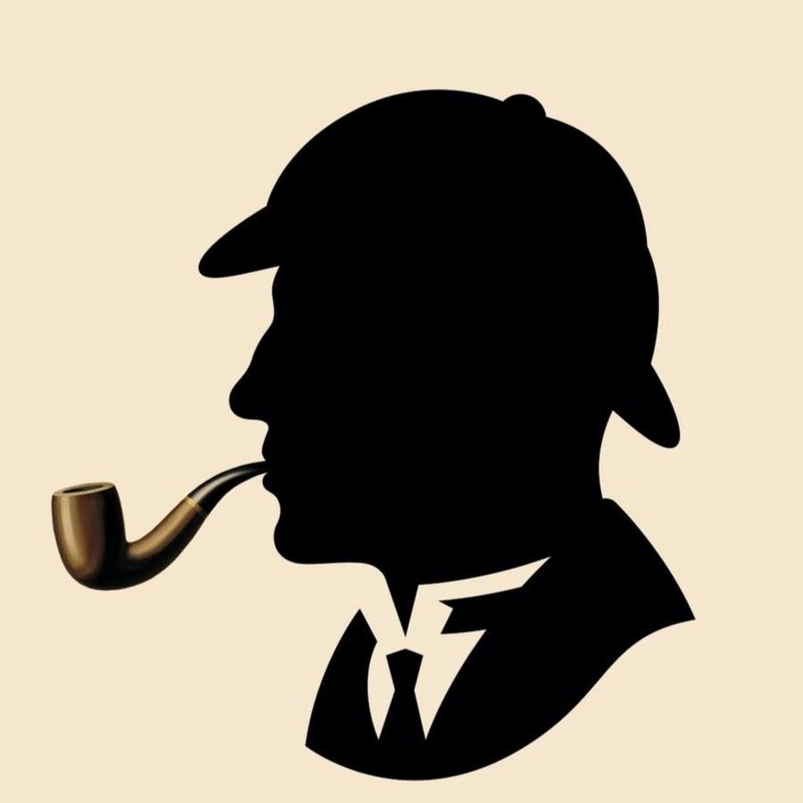 Открытка в стиле шерлока холмса, гифка открытка