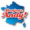 Bonjour Andy