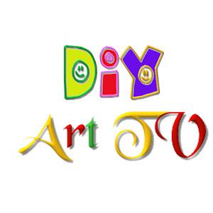 Diy Art TV