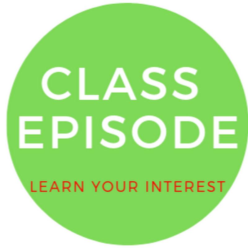 Class Episode (full-power-tutor)