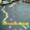 Thermoplastic Markings
