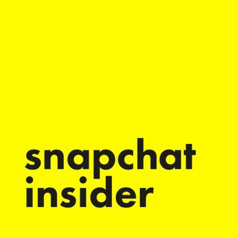 Snapchat Insider