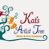 Kat's Artist Tree