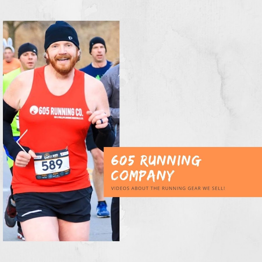 separation shoes 70268 0c183 605 Running Company - YouTube