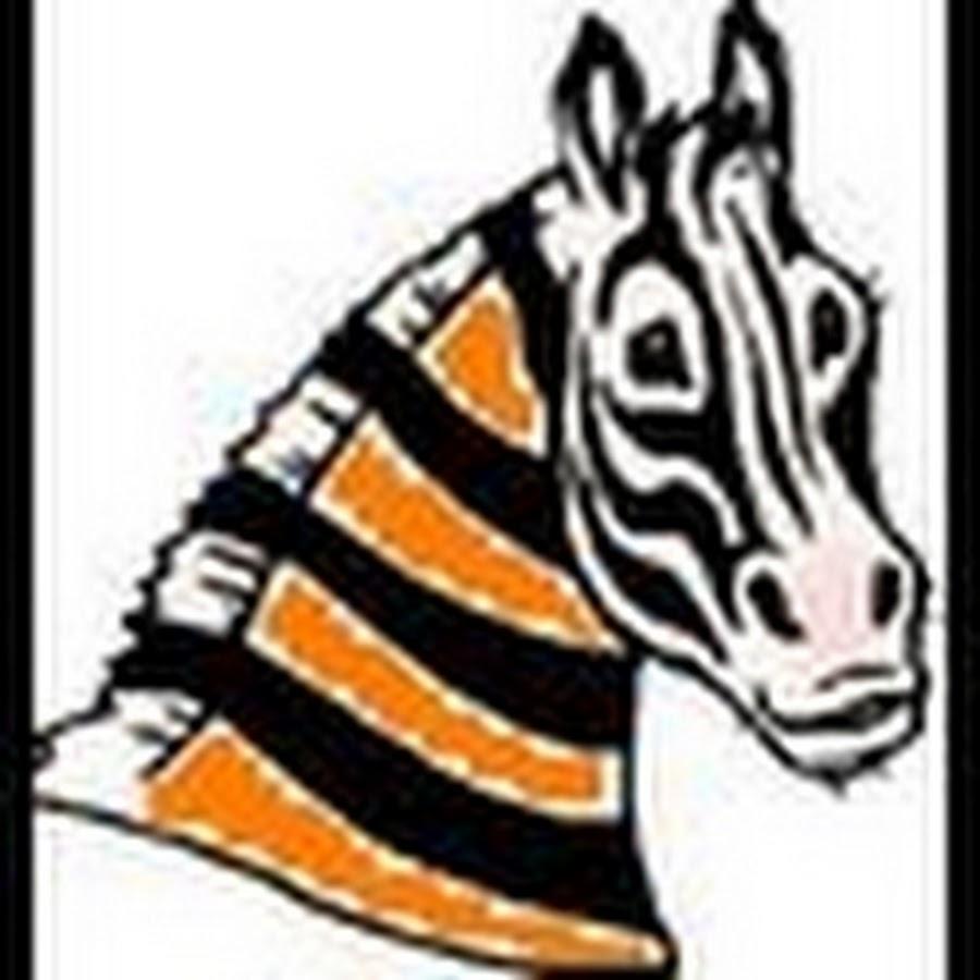 Гифка зебра кивает головой, добрым утром