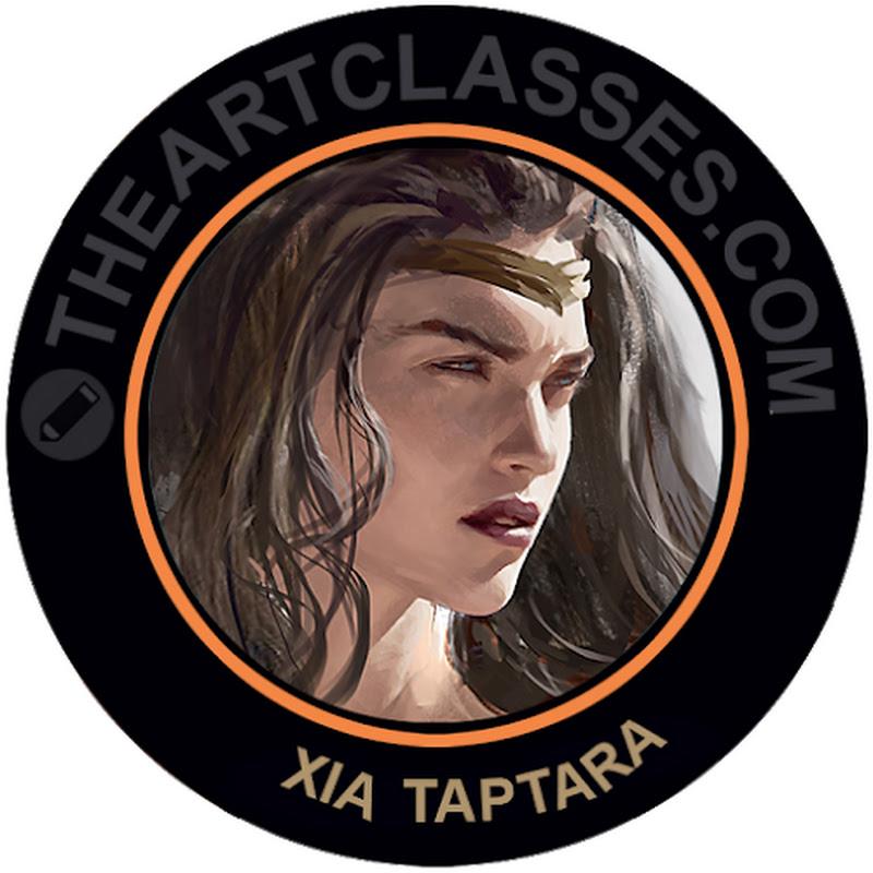 Xia Taptara (idrawgirls)