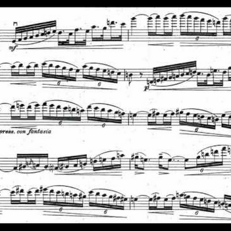 Perlman, George Israeli Concertino for violin + piano