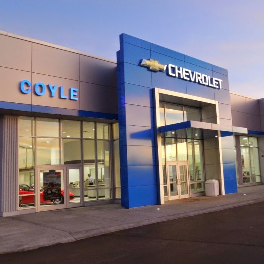 Coyle Chevrolet Buick Gmc Youtube