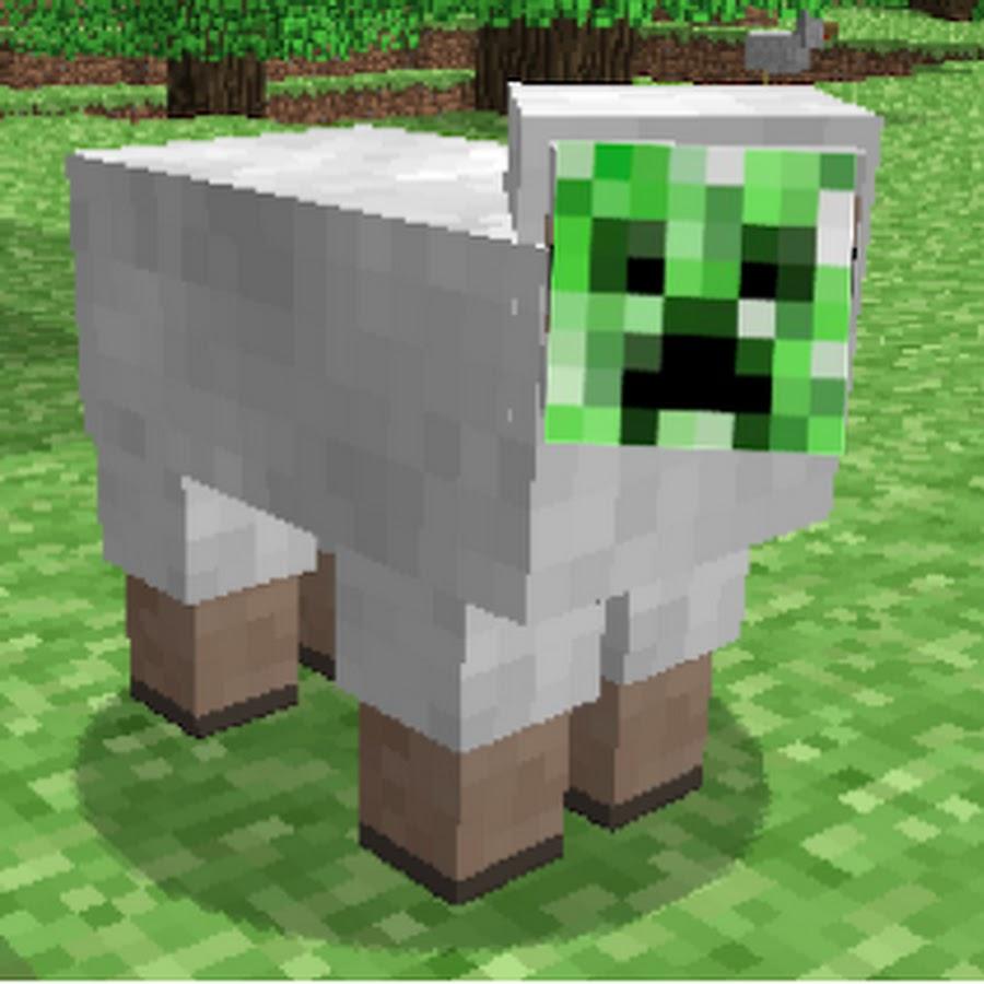 Картинки овцы из майнкрафта, для