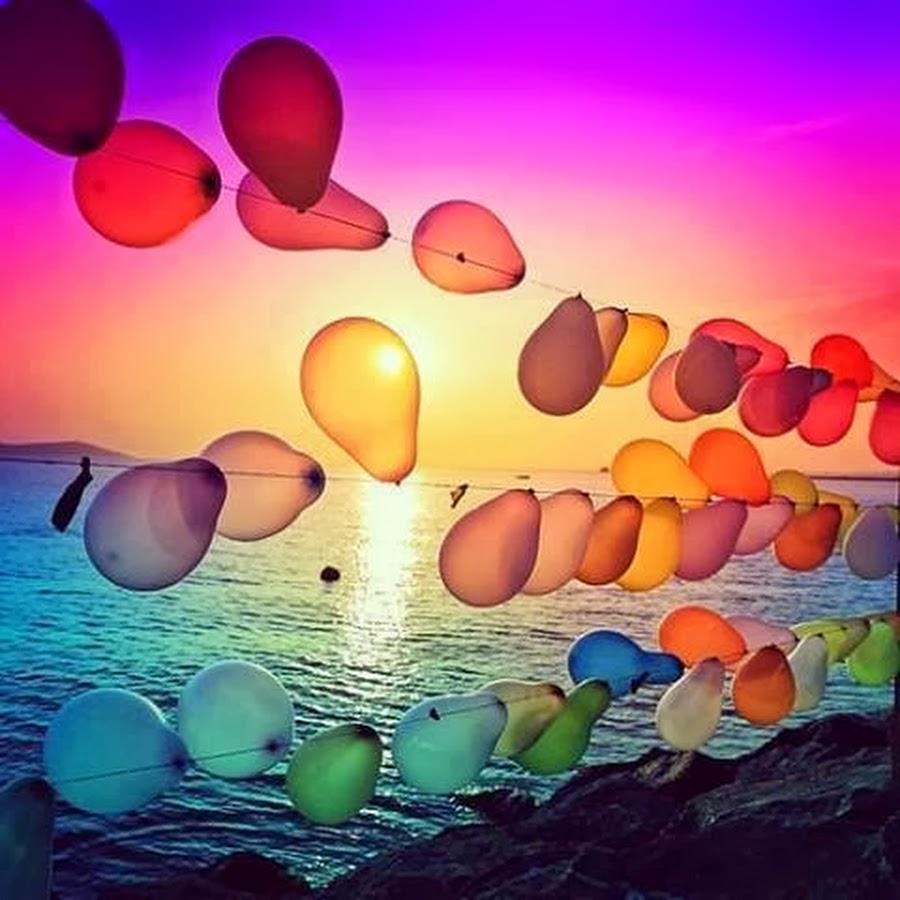 Картинки с днем рождения с морем, прикольные картинки