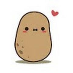 lazy potato.