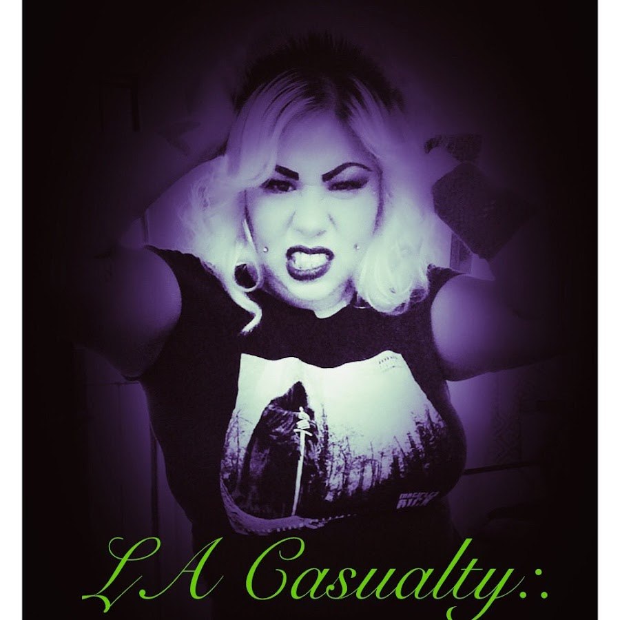 LA Casualty #CHOLAPUNK CHOLA PINUP CALIFAS Chapter