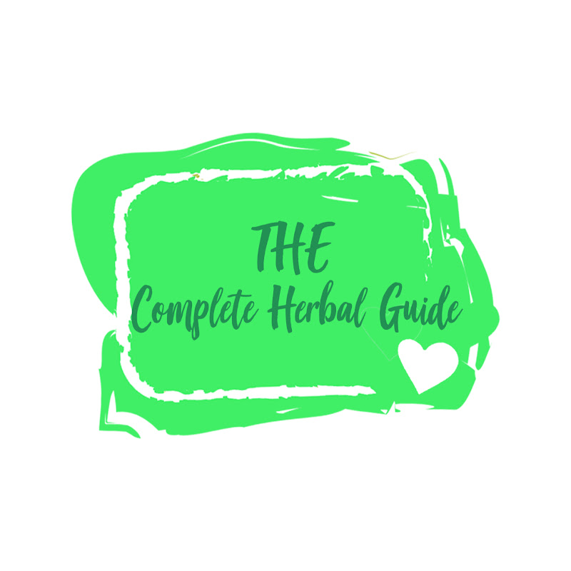 Complete Herbal Guide: Health & Natural Healing (complete-guide-to-natural-healing)