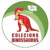 Eu coleciono dinossauros