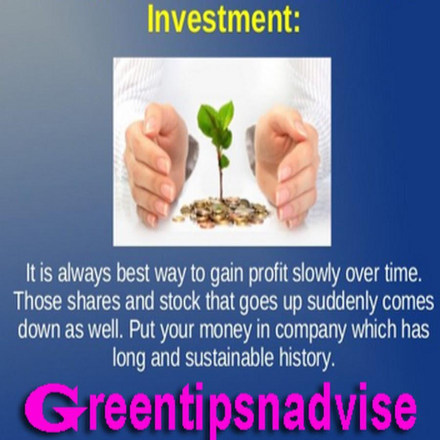 Greentipsnadvise Channel - YouTube