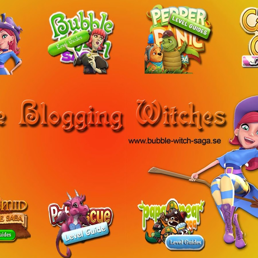 Blogging Witches - YouTube