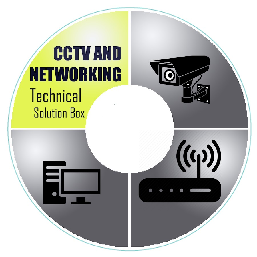 CCTV and Networking Technical Solution Box - YouTube
