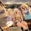 Blontourage Trio