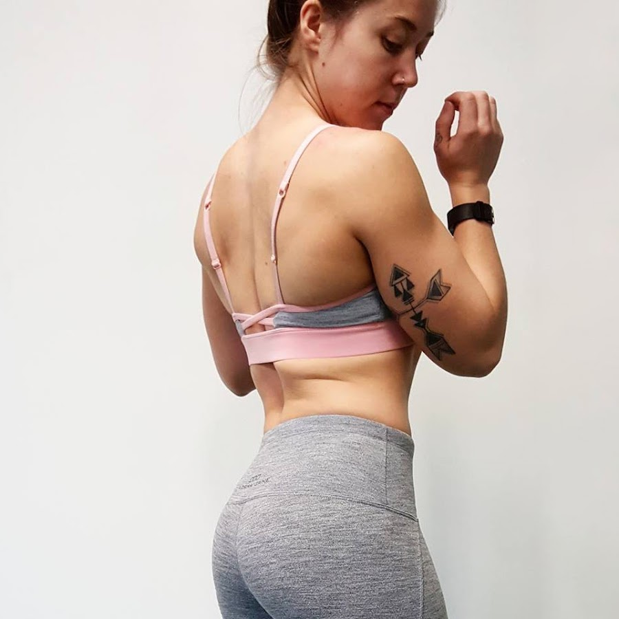 Andrea Rincon Sexy funny gym channel - youtube