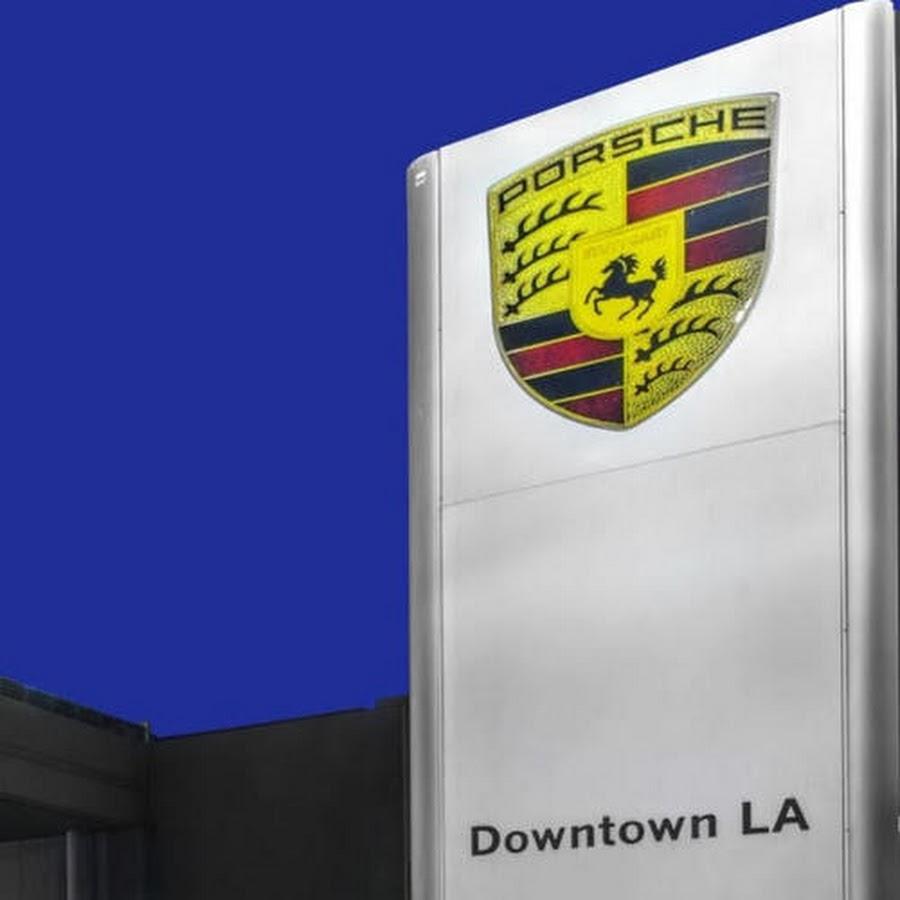 Porsche Downtown La Youtube